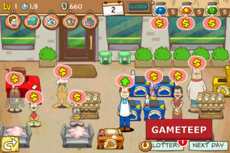 Garfield's Diner | Android