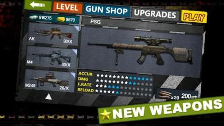 Скриншот Gun & Blood