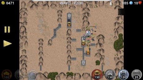 Tower Defence: Heroic Defence | Android