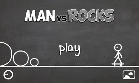 Man vs Rocks | Android