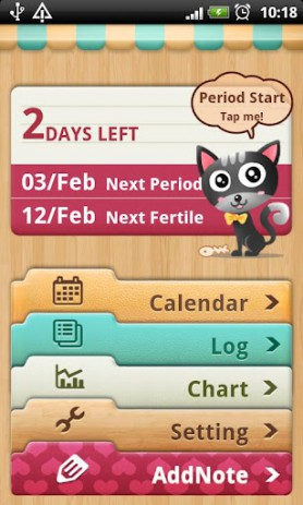 Женский календарь | Android