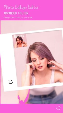 Скриншот Photo Collage Editor 0