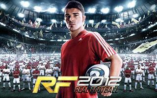 Poster Real Football 2012