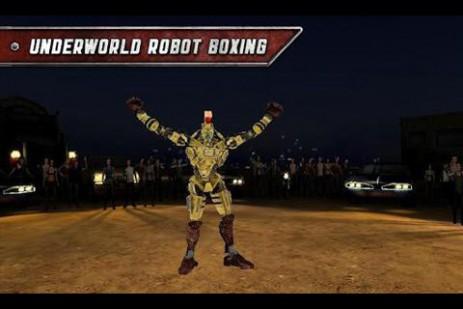 Скриншот Real Steel Free
