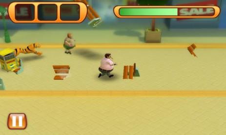 Скриншот Run Fatty Run