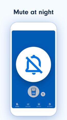 Скриншот Напоминания о питье воды 4