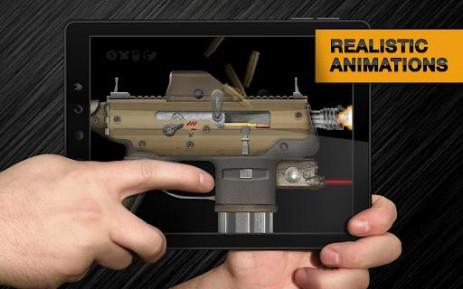 Скриншот Weaphones Gun Simulator Free