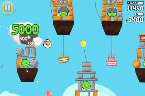 Angry Birds: Birthday Party | Android