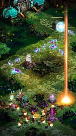 Скриншот Ancient Planet Tower Defense Offline 3
