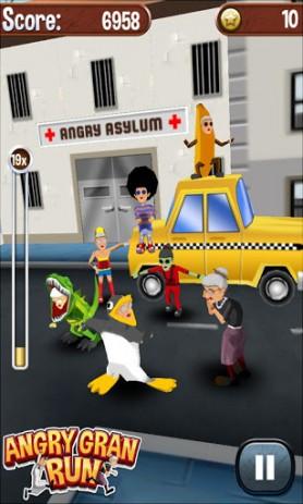Angry Gran Run - Running Game | Android