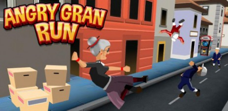 Running the distance with Angry Gran
