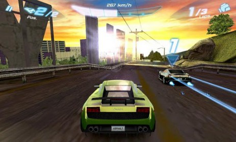 Asphalt 6: Adrenaline HD | Android