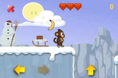 Скриншот Johnny Banana