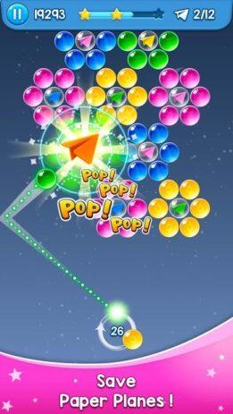 Скриншот Bubble Shooter