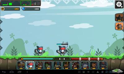 Скриншот Кошка войны 0