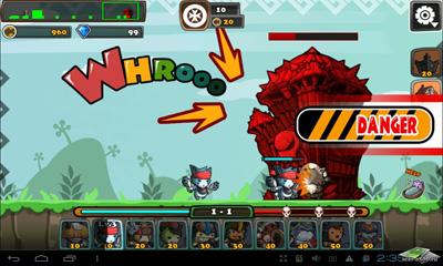 Скриншот Кошка войны 1