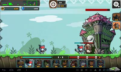 Скриншот Кошка войны 3
