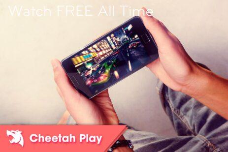Скриншот Cheetah Play 1
