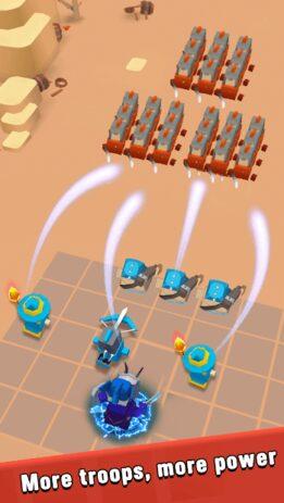 Скриншот Art of War: Legions 3