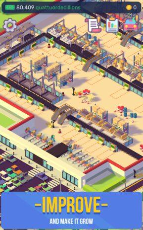 Скриншот Car Industry Tycoon