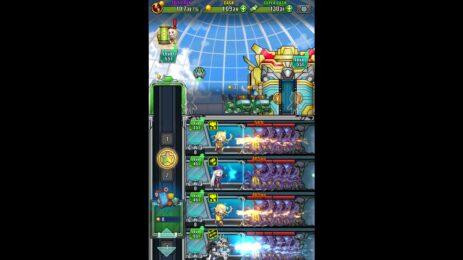 Скриншот Idle Space Farmer