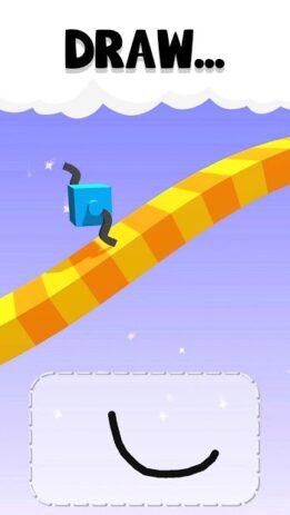 Скриншот Draw Climber 0