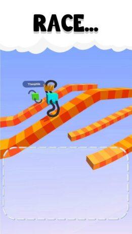 Скриншот Draw Climber 1