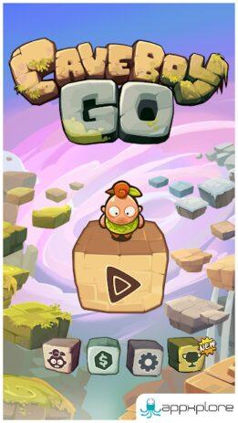 Скриншот Caveboy GO 0