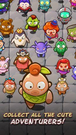 Скриншот Caveboy GO 1