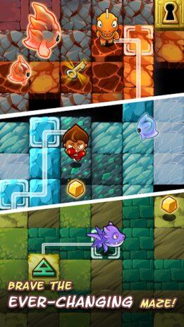 Скриншот Caveboy GO 3