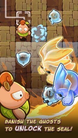 Скриншот Caveboy GO 5