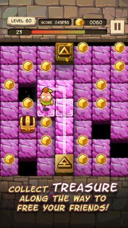 Скриншот Caveboy GO 7