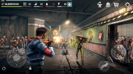 Скриншот Dark Days: Зомби выживание 3