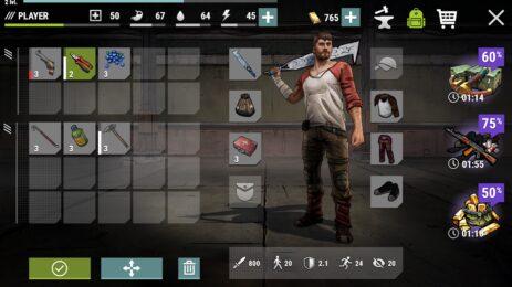 Скриншот Dark Days: Зомби выживание 4