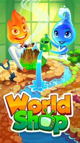 Скриншот WorldShop 1