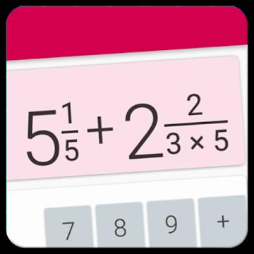 Cover art of «Калькулятор дробей с решением» - icon