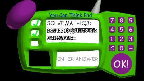 Скриншот Baldi's Basics Classic