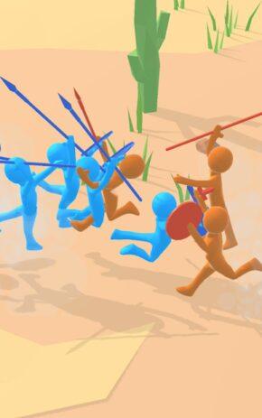 Скриншот Big Battle 3D