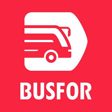 Cover art of «BUSFOR Билеты на автобус, расписание автовокзалов» - icon