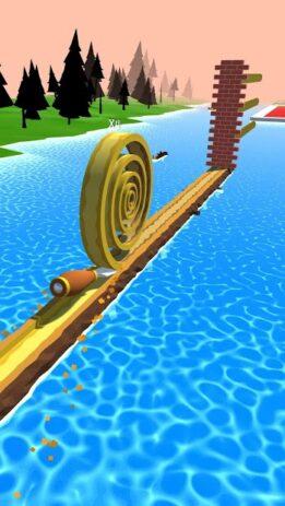 Скриншот Spiral Roll 0