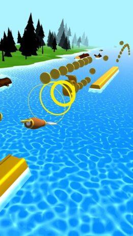 Скриншот Spiral Roll 4
