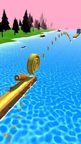 Скриншот Spiral Roll 5