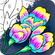 Cover art of «Игра Color Color by Number для взрослых» - icon