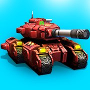 Cover art of «Block Tank Wars 2» - icon