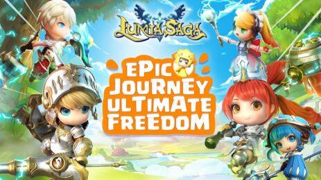 Скриншот Lumia Saga