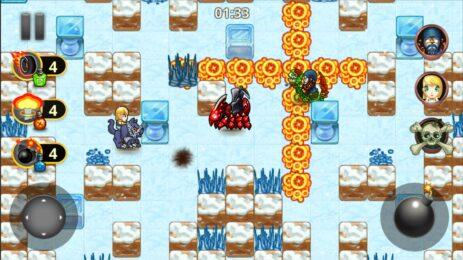 Скриншот Bomb Riders 0
