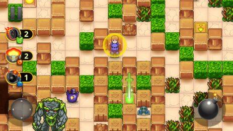 Скриншот Bomb Riders 3