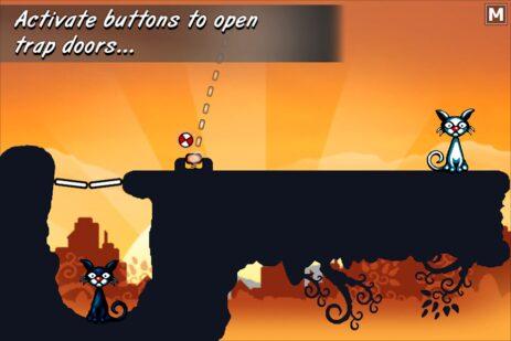 Скриншот Cat Physics