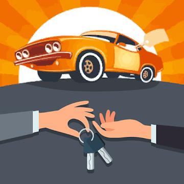 Cover art of «Подержанный автомобиль дилер» - icon