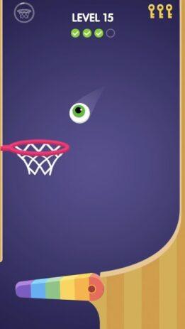 Скриншот Flipper Dunk